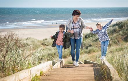 Crimdon Dene Holiday Park Dean Family Caravan holiday