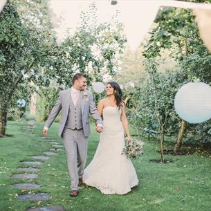 Weddings at Crook Hall and Gardens