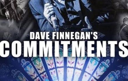 Durham Cathedral - Dave Finnegan's Commitments: Live at the Cathedral