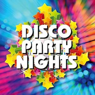 Dance Yourself Disco Party Nights