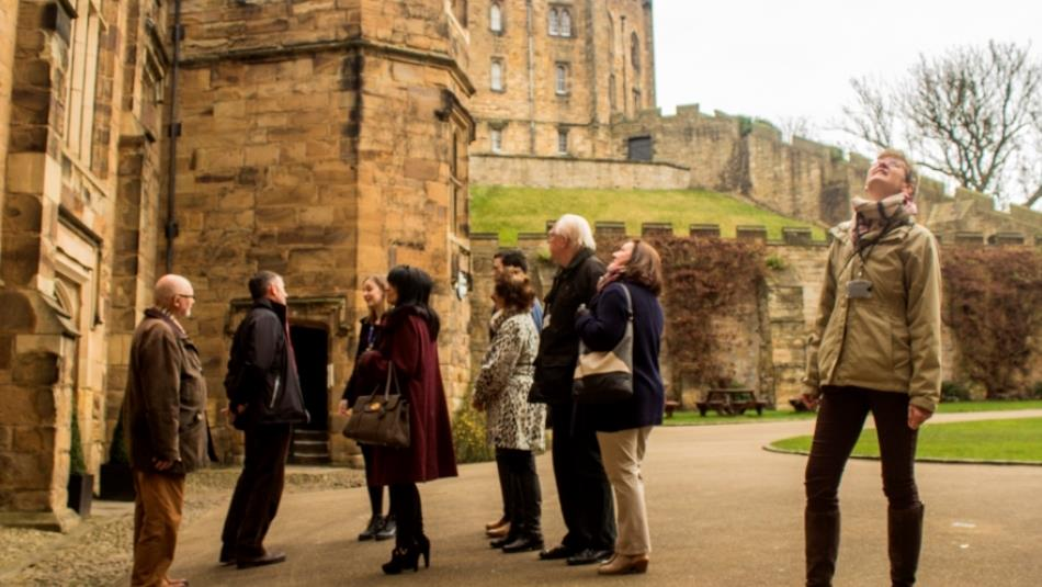 Heritage Open Days 2019  - Durham Castle Tours