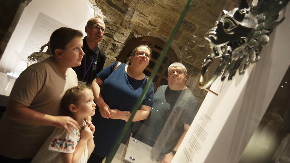 Open Treasure Family Fun: Durham Cathedral