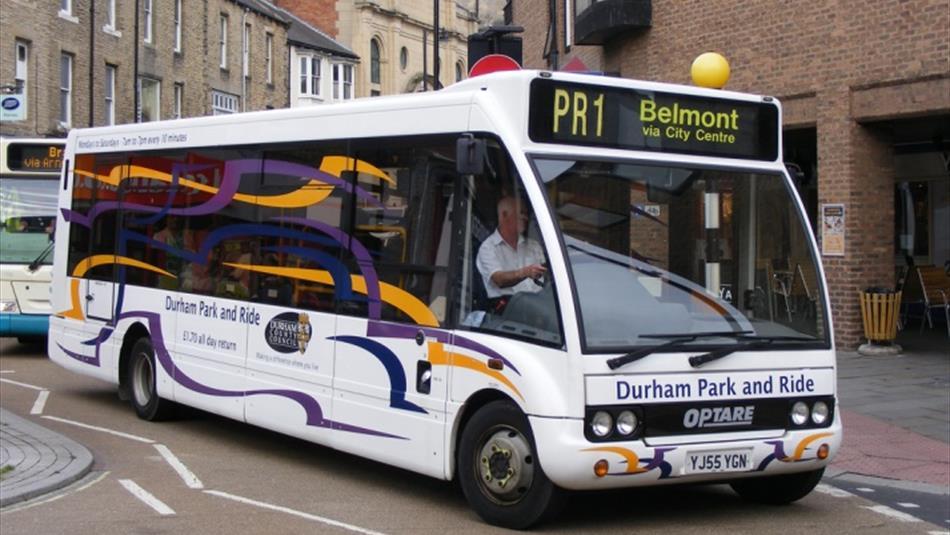 Durham Park And Ride Bus Amp Coach In Durham City Durham