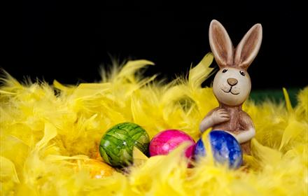 Easter Eggstravaganza - Bowes Museum - BOWES MUSEUM CLOSE UNTIL FURTHER NOTICE