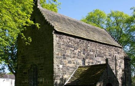 Bishop Auckland History and Heritage Festival 2019: Escomb Church