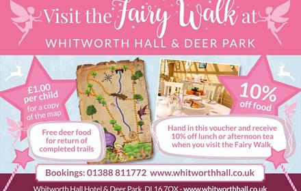 fairy walk at whitworth