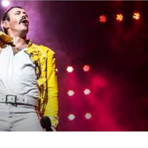 Freddie Mercury Tribute Night wynyard hall county durham