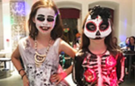 Halloween at The Bowes Museum