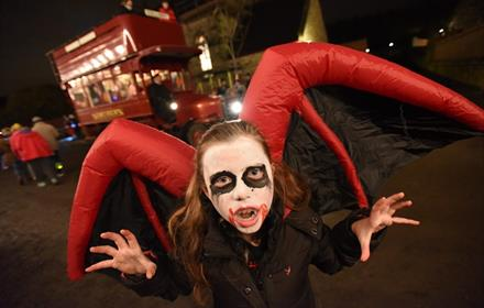 Halloween Evenings at Beamish Museum
