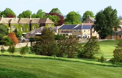 Golf at Headlam Hall Country Hotel