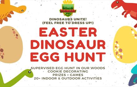 Holmside Park Egg Hunt - CANCELLED