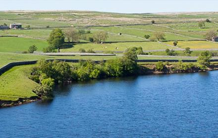 Hury Reservoir Trout Fishery