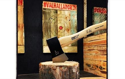 Valhalla North Axe Throwing
