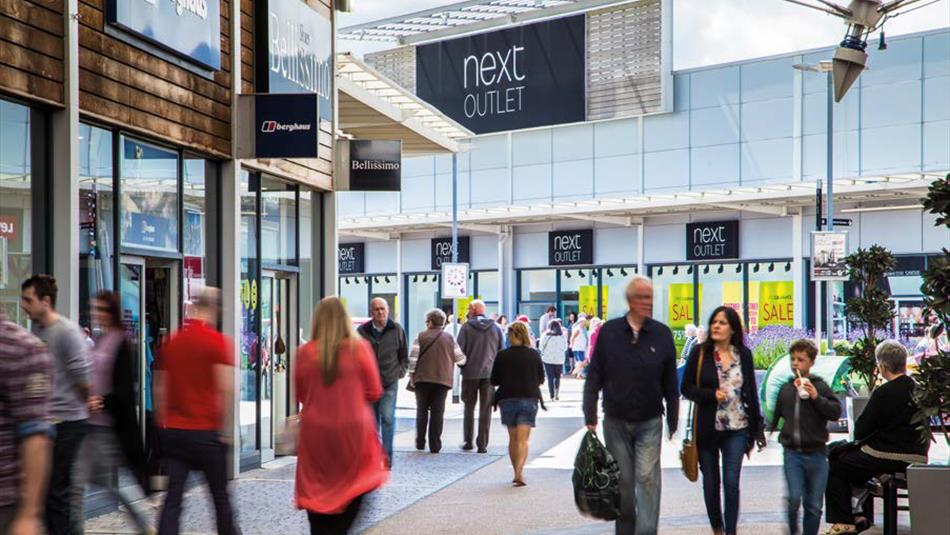 Dalton Park Outlet Shopping Centre