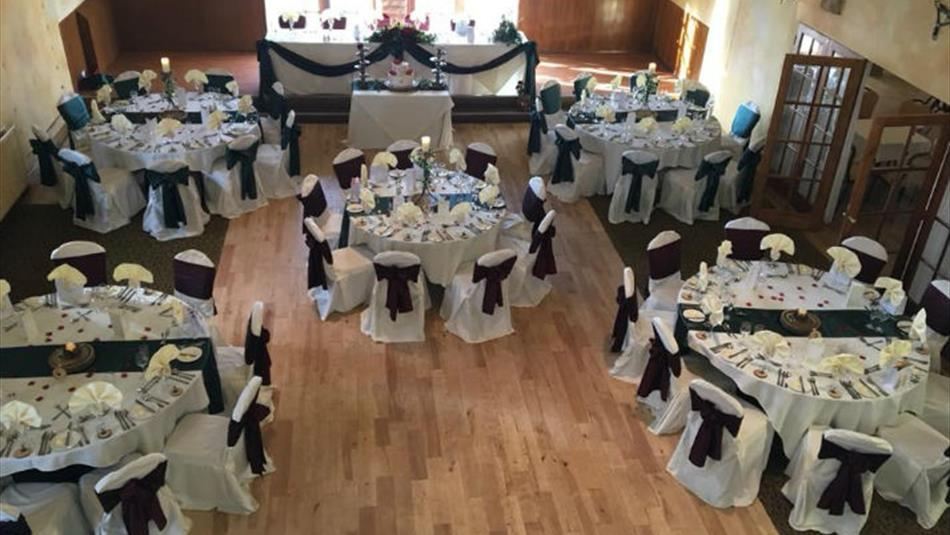 Weddings at The Jersey Farm Country Hotel