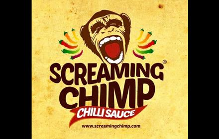 Screaming Chimp Chilli Sauce