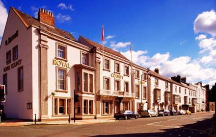 Hardwicke Hall Manor Hotel History