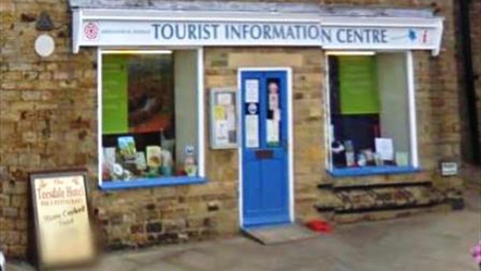 Middleton in Teesdale Visitor Information Point