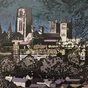 norman wade exhibition durham cathedral county durham