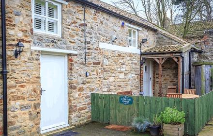 No 2 Old Hall Cottage