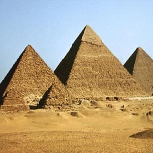 Oriental Museum: Powerful Pyramids