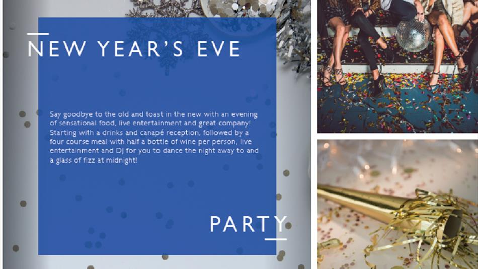 Radisson Blu Hotel: New Year's Eve