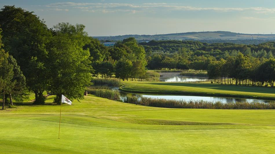 Golf at Ramside Hall Hotel