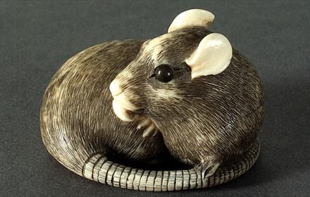 Rat ornament