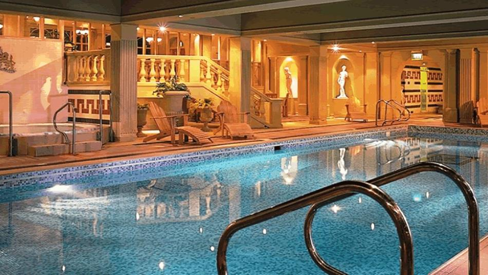 Redworth Hall Hotel Spa Spa And Relaxation In Redworth Newton Aycliffe This Is Durham
