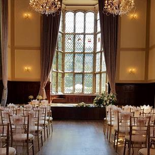 Weddings at Redworth Hall Hotel