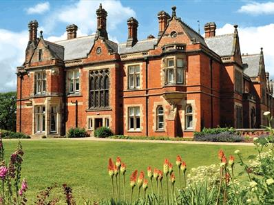 Rockliffe Hall, Luxury Hotel, Golf and Spa Resort