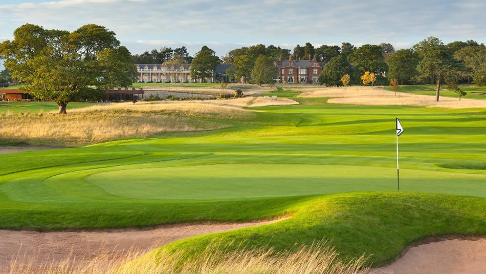 Golf at Rockliffe Hall
