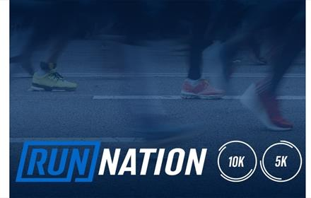 runnation 10k at dalton park