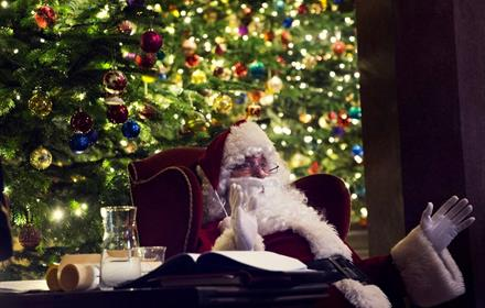 Raby Castle: Meet Father Christmas (Times TBC)