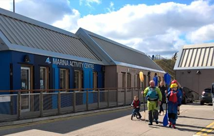 Seaham Harbour Marina Activity Centre