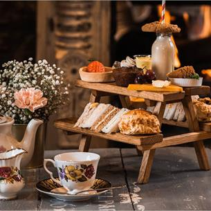 Afternoon Tea at South Causey Inn