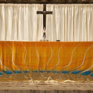 Special Service - Sung Eucharist and the Stripping of the Alter