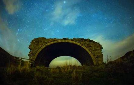Stargazing in the North Pennines