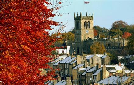 St Mary's Barnard Castle with Whorlton