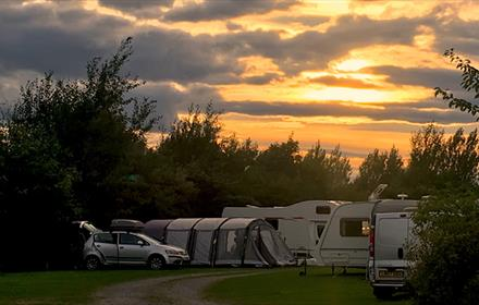 Strawberry Hill Farm Camping & Caravan Park