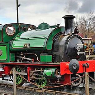 Tanfield Railway locomotive