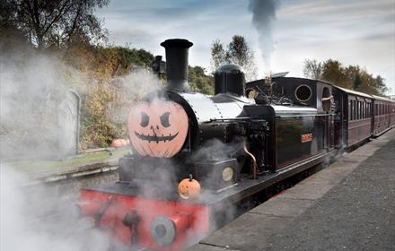 Tanfield Ghost Train
