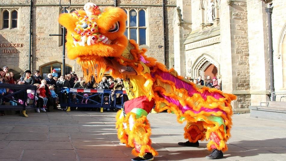 Chinese New Year Events in Durham City