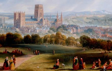 Palace Green Library - Living on the Hills: 10,000 Years of Durham