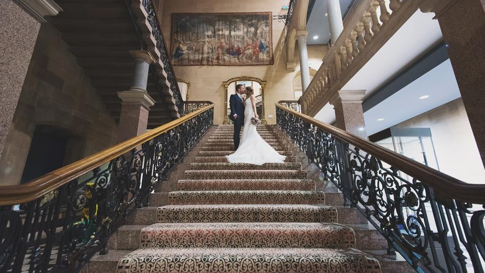 Weddings at The Bowes Museum