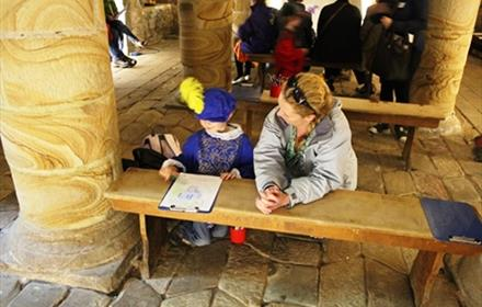 Durham Castle: Family Fun Tour
