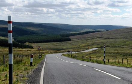 Weardale Community Transport: Stanhope to Alston