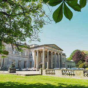 Weddings at Wynyard Hall