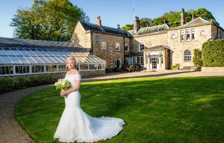 Weddings at the Best Western Whitworth Hall Hotel