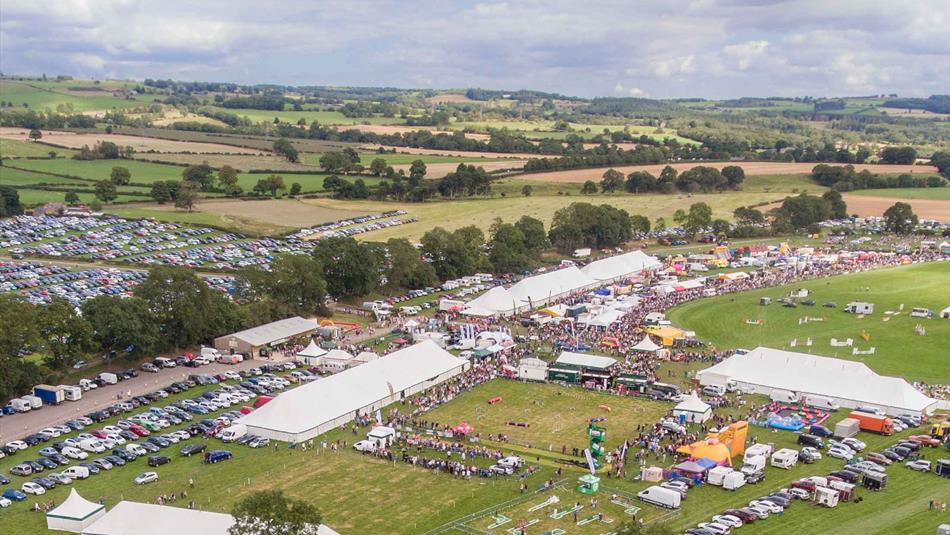 Wolsingham Show 2020 - CANCELLED